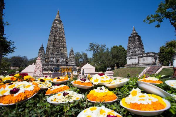 Templo Mahabodhi, India