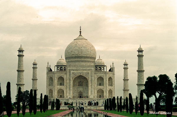 Viaje a Agra, guía de turismo