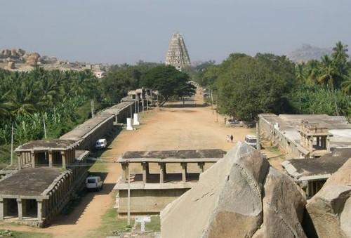 Bazar de Vijayanagar