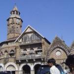 De compras por Bombay