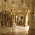 Los templos jainistas de Ranakpur, en Rajastán