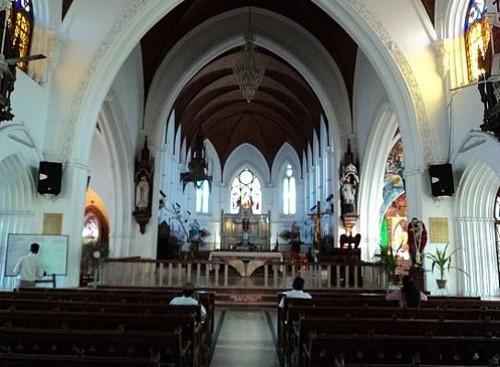 Santa Maria Chennai