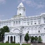 El fuerte de San Jorge, en Chennai