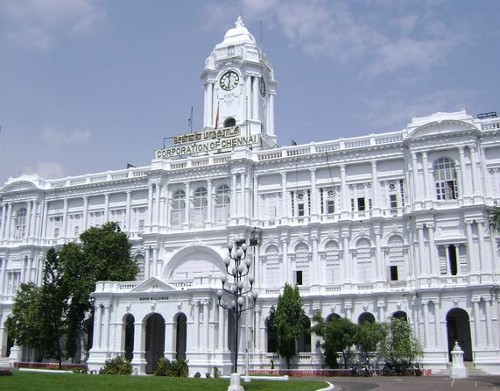 Fuerte de San Jorge en Chennai