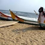 Marina Beach, un rincón emblemático de Chennai