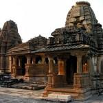 Los templos de Eklingji en Rajasthan