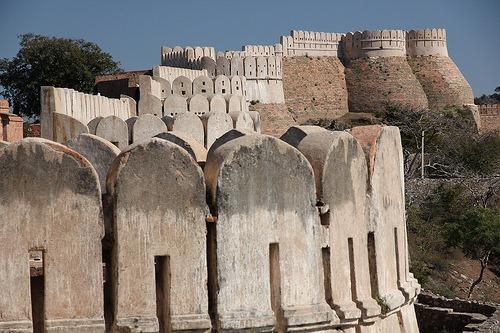 La Gran Muralla de la India