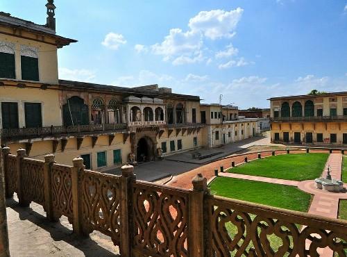 Palacio de Ramnagar en Benarés