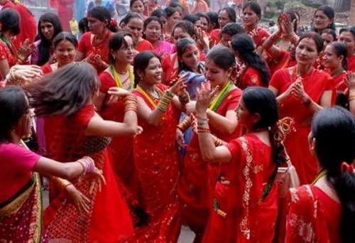 Fiesta del Teej