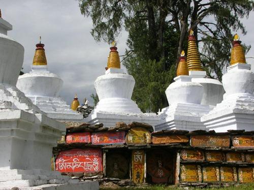 Monasterio de Tashiding