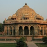 La tumba de Sher Shah en  Bhihar