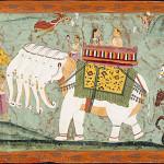 Indra, el rey de los dioses en la mitología védica