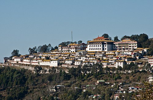 Monasterio de Tawang