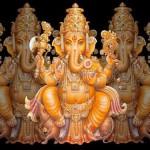 Ganesha, el dios con la cabeza de elefante