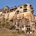El Fort Taragarh en Bundi