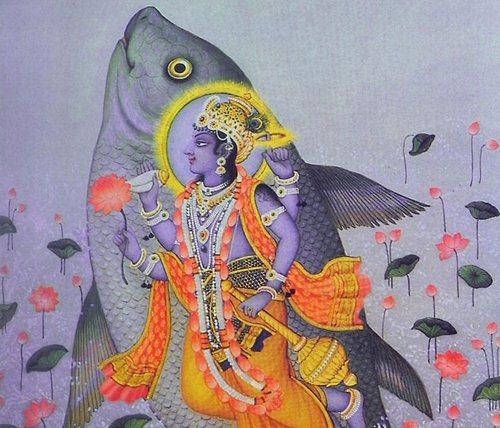 Resultado de imagen de dios hindú Manu