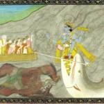 Matsia, avatar de Vishnú