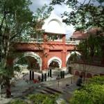 El templo de Chaturshringi, en Pune