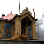 El Templo Jakhoo, en Shimla