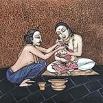 Los samskaras o ritos de la infancia en el hinduismo
