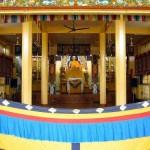 Complejo Tsuglagkhang, en Dharamsala
