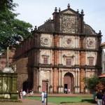 La Basílica del Buen Jesús de Goa