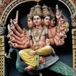 Karttikeya, dios hindú de la guerra