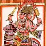 Agní, el dios védico del fuego