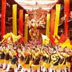 El festival Ganesh Chaturthi