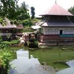 El Templo de Ananthapura, en Kerala