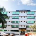 Hotel Airlink, cerca del aeropuerto en Bombay