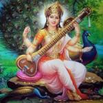 Sarasvati, diosa del conocimiento