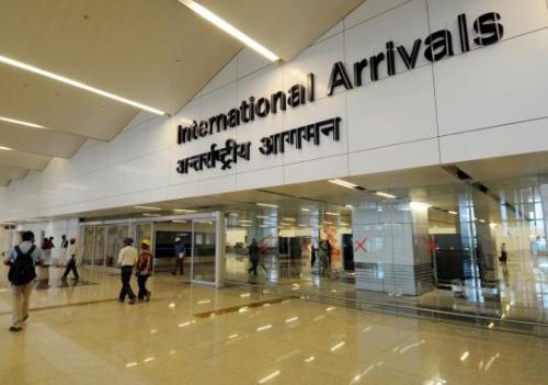 Aeropuerto Nueva Dehli