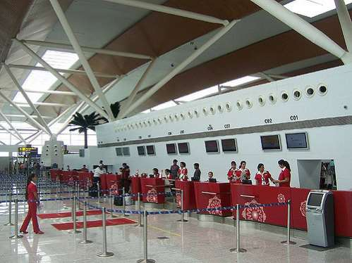 Aeropuerto de Nueva Delhi