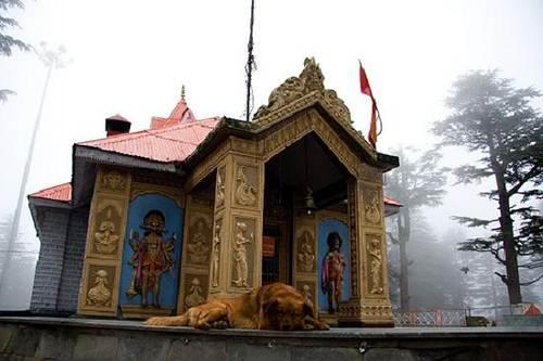 Jhakhu_temple
