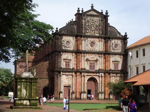 basilica del buen jesus