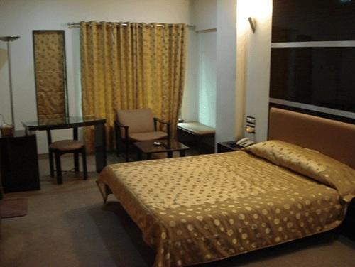Hotel Airlink en Bombay habitación