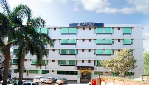 Hotel Airlink en Bombay