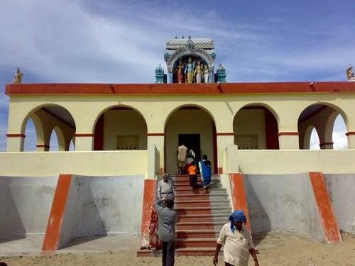 Kothandaramaswamy-Temple-Rameswaram