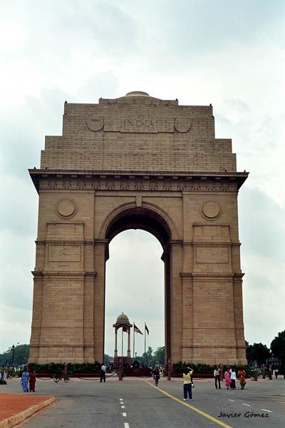 Puerta de la India 1