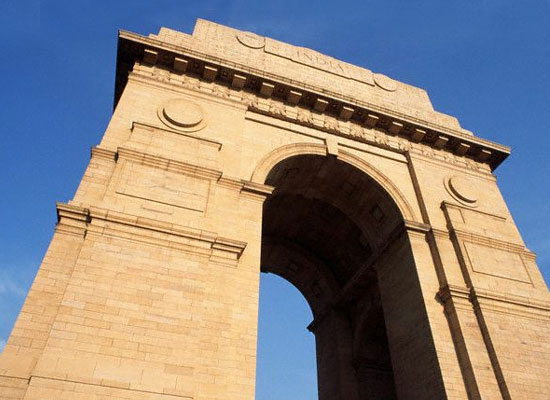 La Puerta de la India y el Parlamento