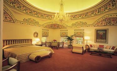 Hotel Taj Rambagh Palace En Jaipur
