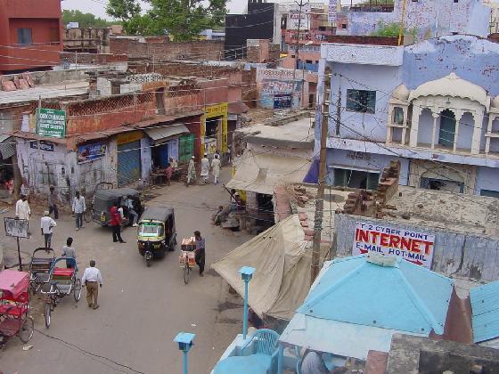 Agra ciudad