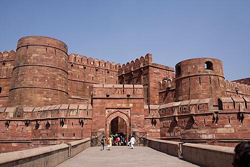 Fuerte Rojo de Agra