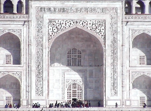 Video del Taj Mahal