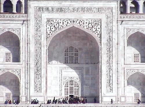 Video del Taj Mahal