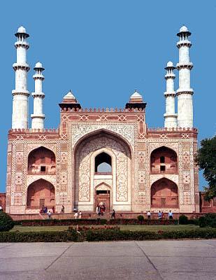 Puerta de Sikandra