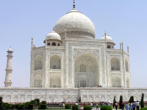 Taj Mahal marmol blanco