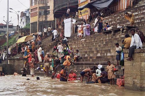 Un paseo por el Ganges