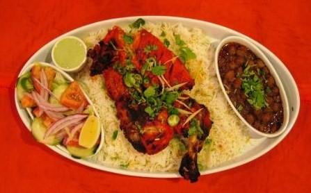 Cocina india, rica en especias